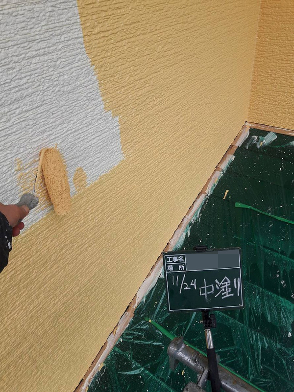 北上市U様 外壁塗装のサムネイル