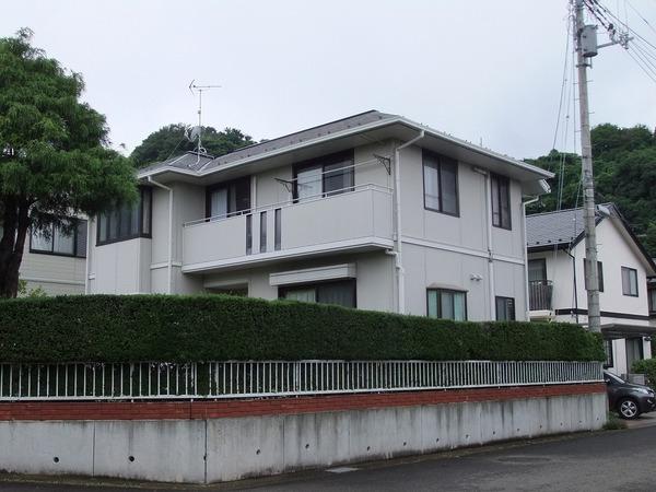 名取市K様 外壁塗装、屋根塗装のサムネイル