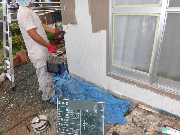 大船渡市S様 外壁塗装のサムネイル