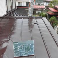 一関市T様 屋根塗装のサムネイル
