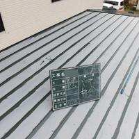 釜石市F様 屋根塗装のサムネイル
