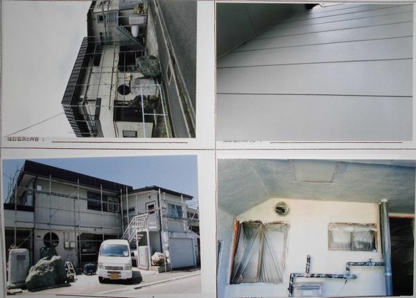 大町市N様 外壁塗装、屋根塗装のサムネイル