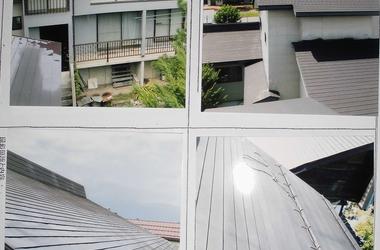 甲斐市K様 屋根塗装