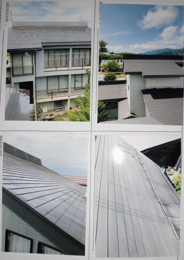 甲斐市K様 屋根塗装のサムネイル