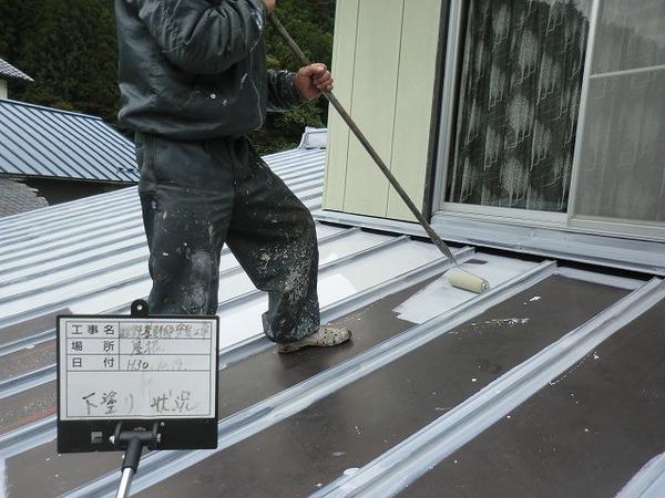 気仙郡住田町K様 外壁塗装、屋根塗装のサムネイル