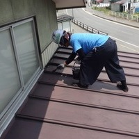 上山市S様 屋根塗装のサムネイル