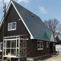 勇払郡安平町K様 屋根塗装のサムネイル