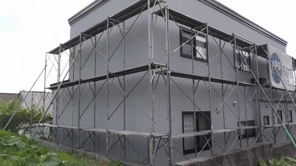 岩見沢市S様 外壁塗装、屋根塗装のサムネイル
