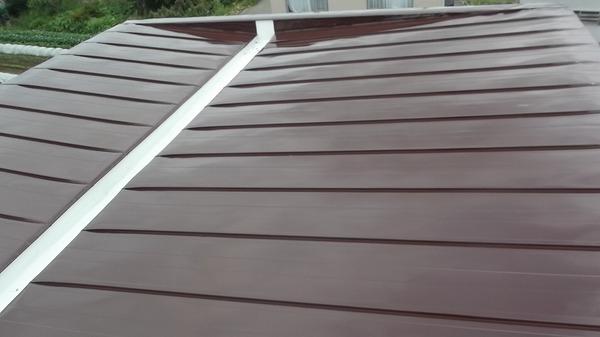余市S様 屋根塗装のサムネイル