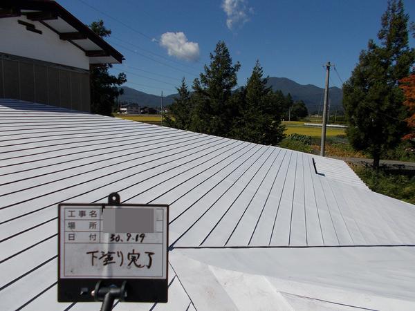 紫波郡紫波町F様 屋根塗装のサムネイル