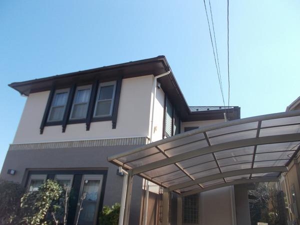 横浜市Y様 屋根塗装のサムネイル