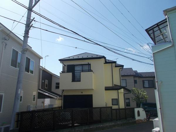 大和市W様 外壁塗装、屋根塗装のサムネイル