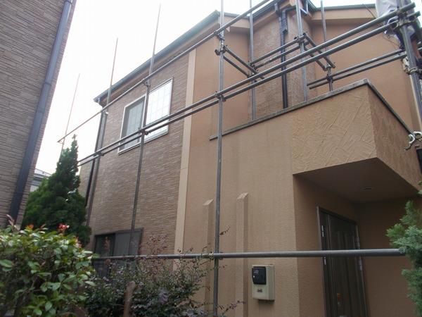 立川市H様 外壁塗装、屋根塗装のサムネイル