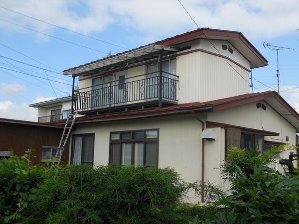 花巻市F様 屋根塗装のサムネイル