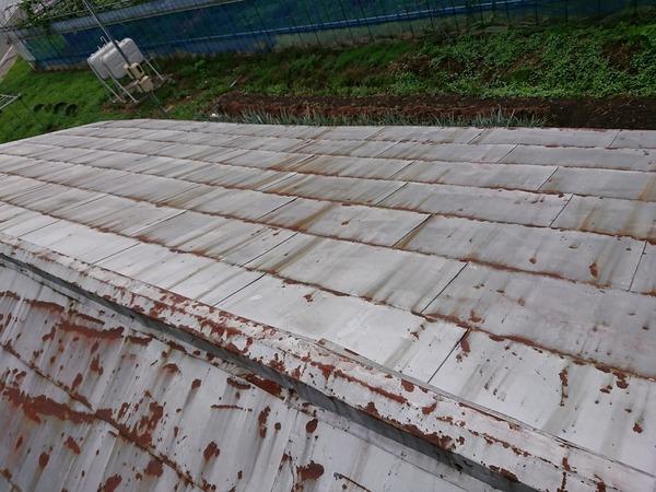南陽市K様 屋根塗装のサムネイル
