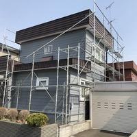 江別市F様 外壁塗装、屋根塗装のサムネイル
