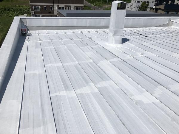 虻田郡倶知安町S様 屋根塗装のサムネイル