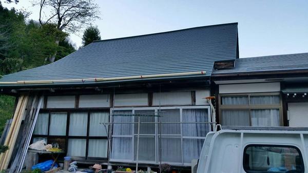 中野市B様 屋根塗装のサムネイル