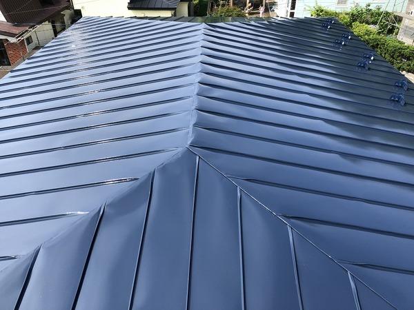 登別市Y様 屋根塗装のサムネイル