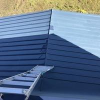 沙流郡平取町F様 屋根塗装のサムネイル