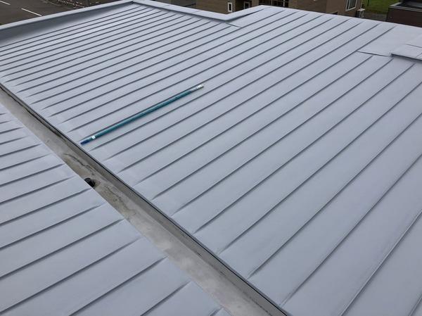 虻田郡京極町T様 屋根塗装のサムネイル
