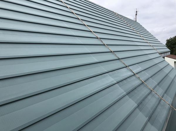 登別市H様 屋根塗装のサムネイル