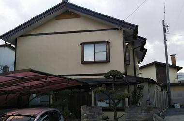 甲府市S様 外壁塗装、屋根塗装