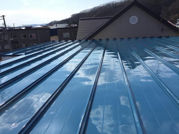 中川郡豊頃町I様 屋根塗装のサムネイル