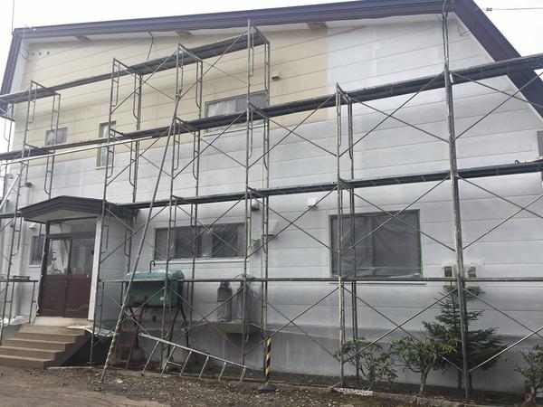 河西郡中札内村M様 外壁塗装、屋根塗装のサムネイル
