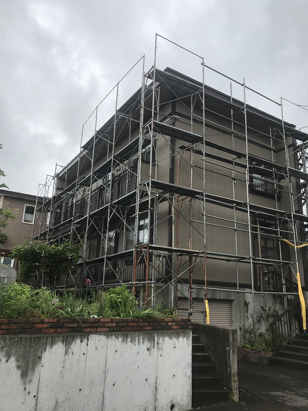 登別市H様 外壁塗装、屋根塗装のサムネイル