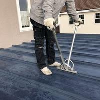 河東郡音更町K様 屋根塗装のサムネイル