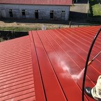 様似郡様似町N様 屋根塗装のサムネイル
