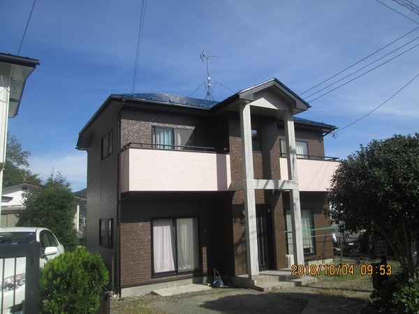 仙台市S様 外壁塗装、屋根塗装のサムネイル