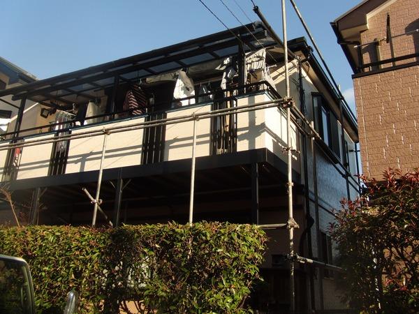 町田市M様 外壁塗装、屋根塗装のサムネイル