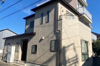 岐阜市H様 外壁屋根塗装