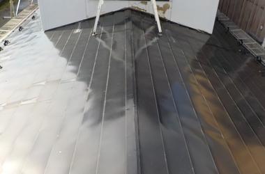 南秋田郡S様 屋根塗装、外壁塗装