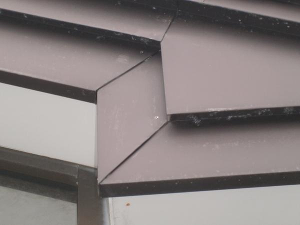 能代市K様 屋根塗装のサムネイル