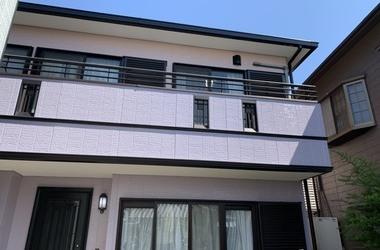 大阪市H様 外壁塗装、屋根塗装