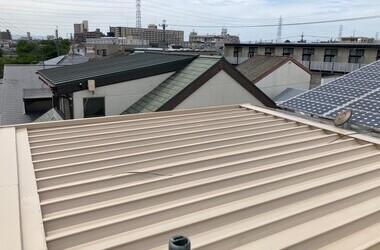 松阪市I様 屋根塗装