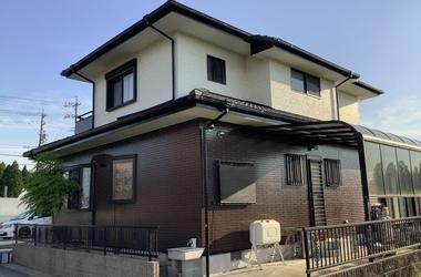 亀山市I様 外壁塗装、防水工事
