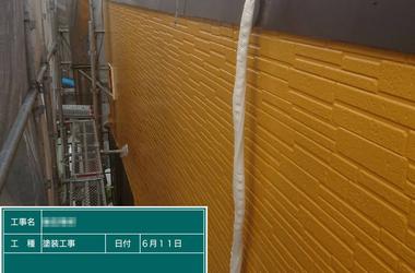 鴻巣市I様 外壁塗装、防水工事