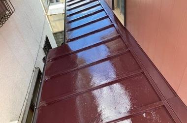八王子市K様 屋根塗装